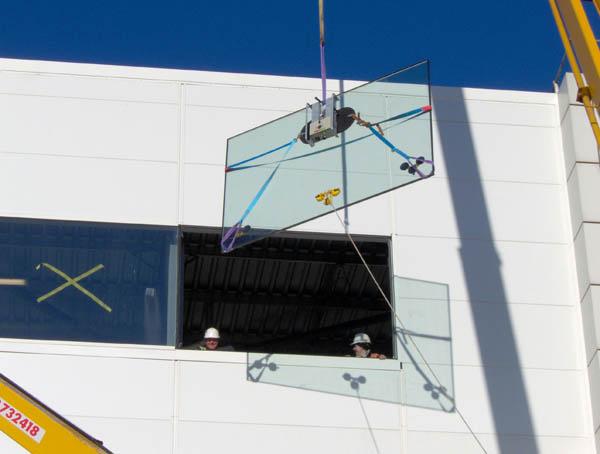 Panel Lifting Devices : Wall panel lifting equipment